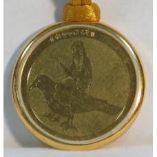 Дхумавати Янтра (амулет, 30 мм)
