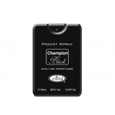 Аромат для мужчин Champion Black Pocket Spray 18ml