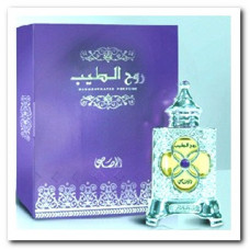 Арабские духи RUH ALTEEB / РУХ АЛЬ-ТИБ (15 мл)