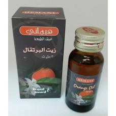 Масло Апельсиновое, Orange oil, HEMANI (30мл)