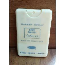 One Secret Pocket Spray 18ml