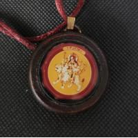 Шри Дурга Янтра (в деревянной рамке)