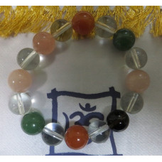 Навратна браслет-круглые камни *СКИДКА 20%* (цена указана на сайте со скидкой)