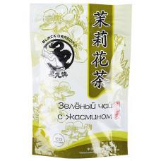 Чай зеленый с жасмином, 100г